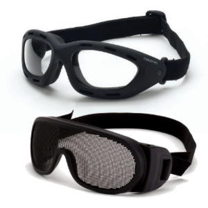 Crossfire Safety Goggles
