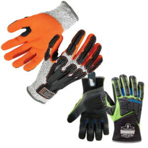 Ergodyne Safety Gloves