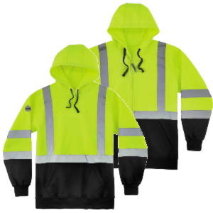 Ergodyne Safety Sweatshirts