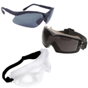 Summer Safety Glasses & Goggles