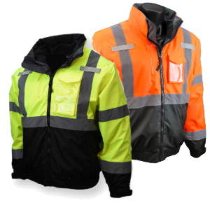 Radians Safety Jackets